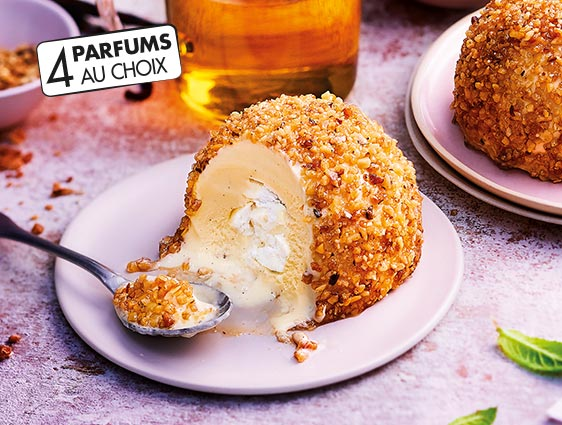 Glaces Desserts glacés - Lot de 2 exquis au choix