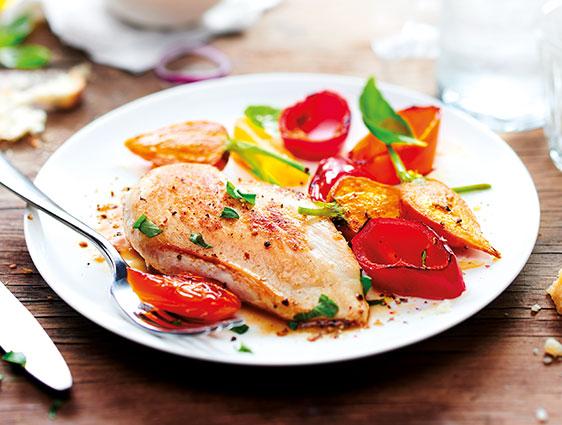 Viandes Volailles - Filets de poulet surgelés