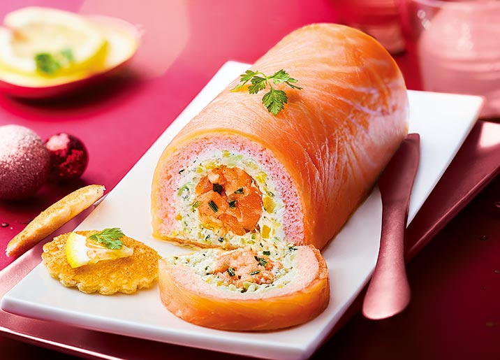 Délice aux 2 saumons