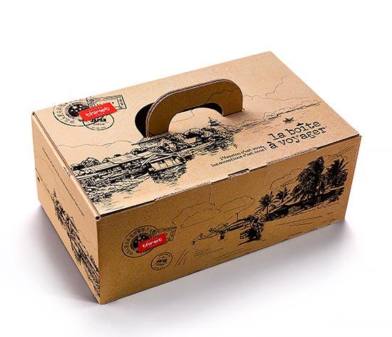 La boîte à voyager™