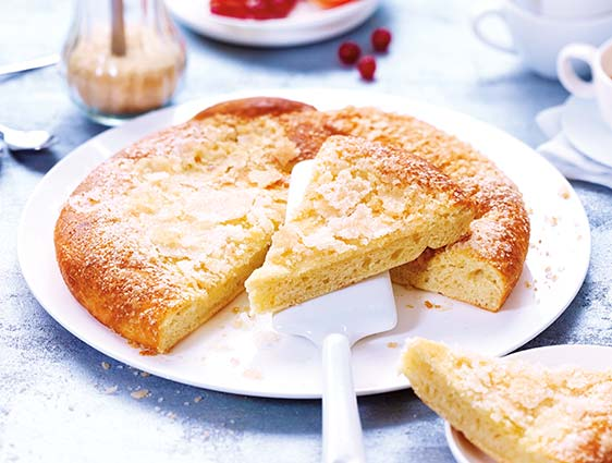 Pâtisserie à partager - Tarte au sucre