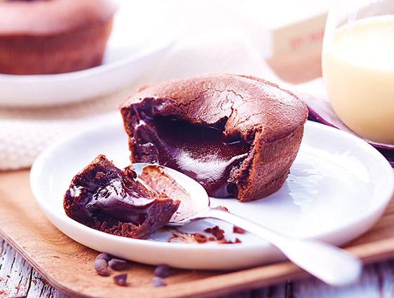 Pâtisseries Thiriet en promotion - Deux lots de deux moelleux au chocolat à -20%