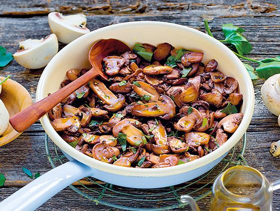 Légumes bruts surgelés Thiriet en promotion - Champignons de Paris émincés premier choix à -15%