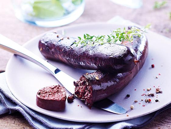 Viande élaborée Thiriet - Deux lots de 2 x 2 boudins noirs aux oignons à -20%