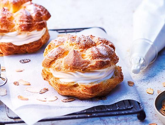 Pâtisseries - Choux à la crème