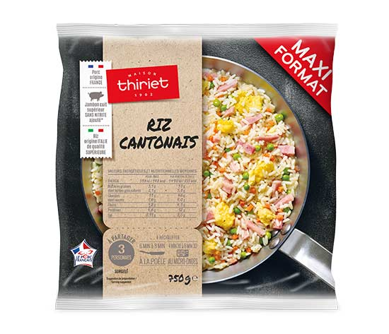 Riz cantonais - Maxi format
