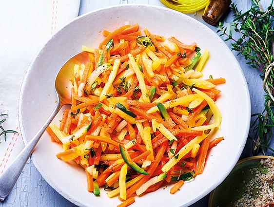 Légumes en promotion - Juliennes de légumes
