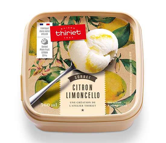 Sorbet Citron Limoncello