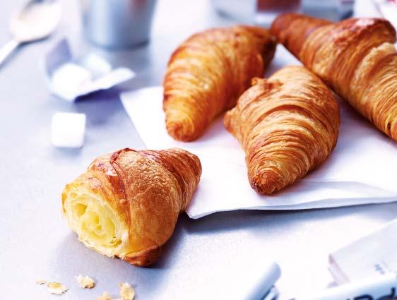 Croissants en promotion - 30 mini viennoiseries parmi 3 recettes au choix en promotion