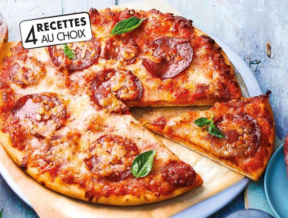 Pizzas en promotion - Petites pizzas au choix