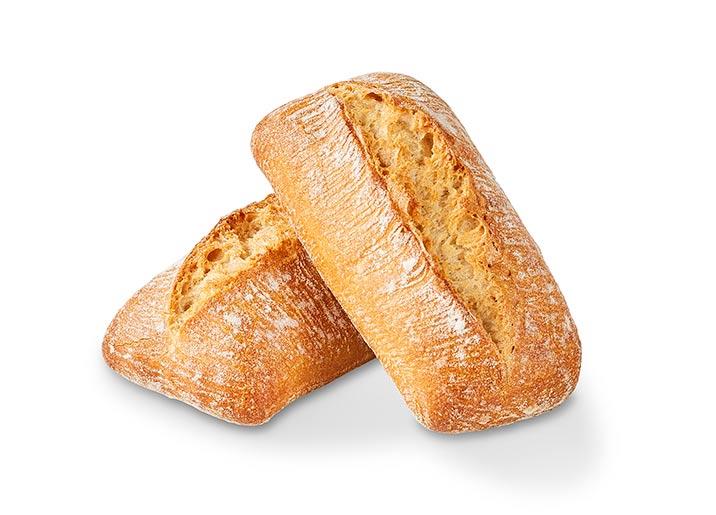 6 petits pains biologiques