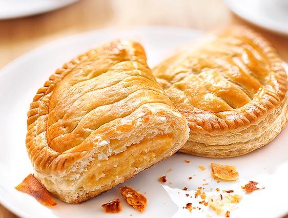 Viennoiseries - Chaussons aux pommes pur beurre