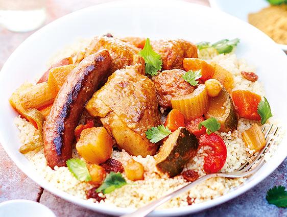 Plats cuisinés en promotion - Couscous