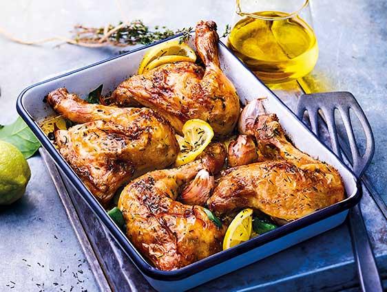 Viandes - Lot de 2 sachets de cuisses de poulet