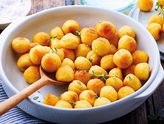 Pommes noisettes en promotion
