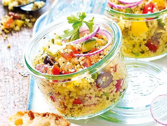 Salades - Taboulé en promotion