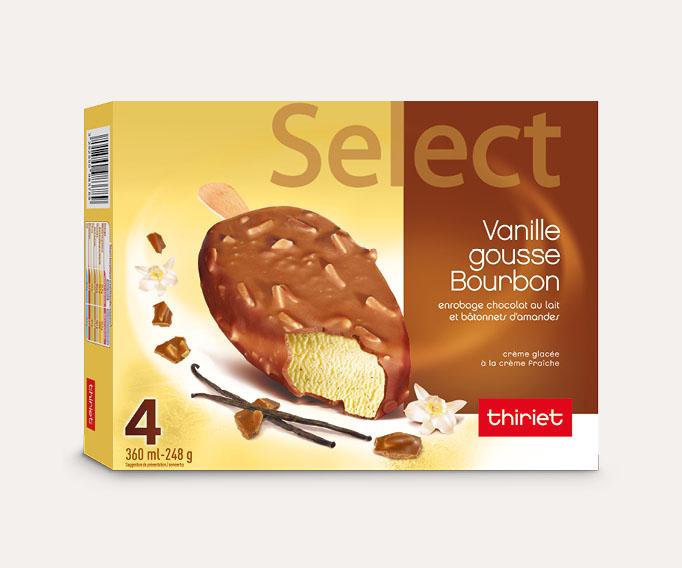 4 Select™ Vanille gousse Bourbon