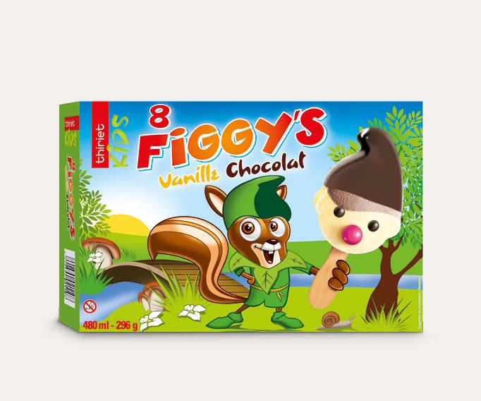 8 Figgy's™ Lot de 2 boîtes au choix