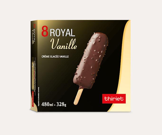 8 Royal™ Vanille
