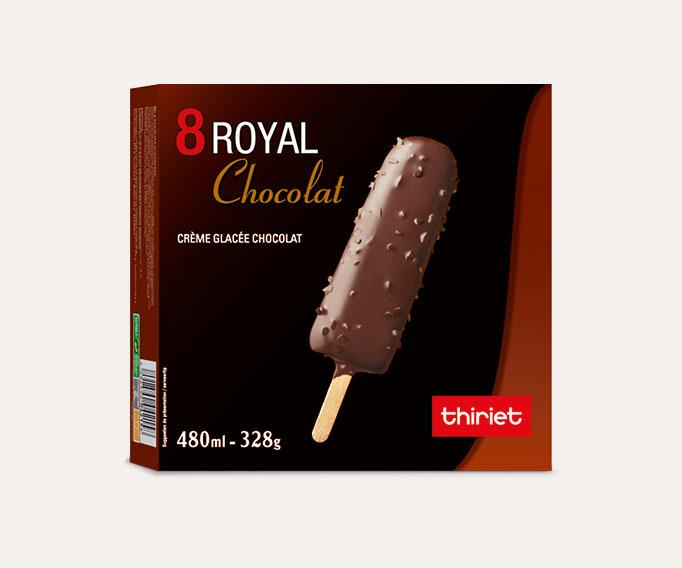 8 Royal™ Chocolat