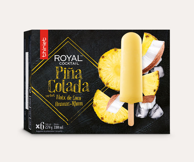 6 Royal™ Cocktail Piña Colada