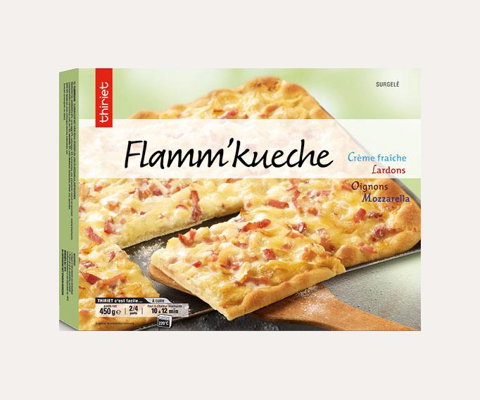 Flamm'Kueche : Lot de 2 boîtes