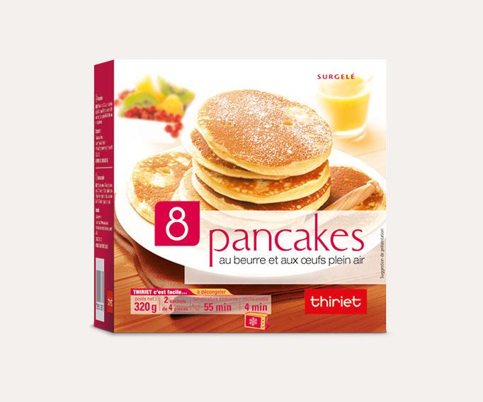 8 Pancakes