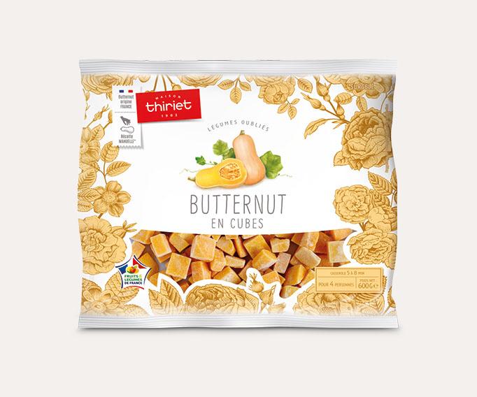Butternut en cubes