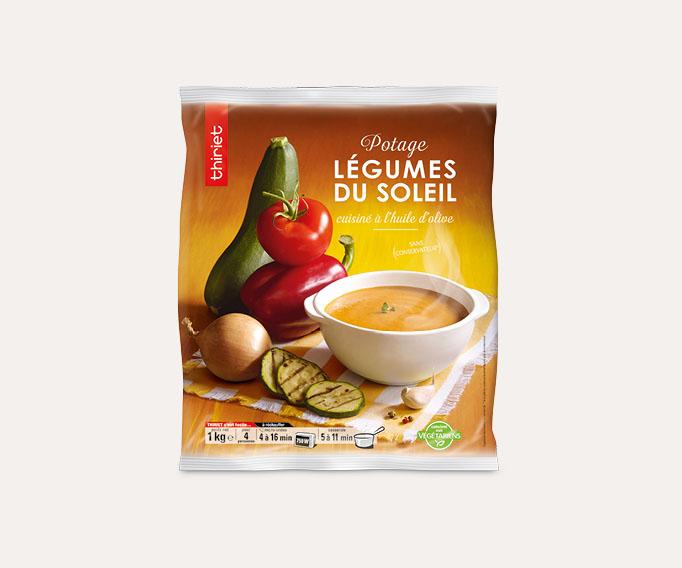 Soupes Lot de 2 sachets au choix