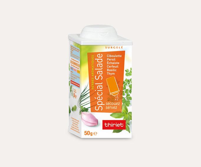 Herbes aromatiques 'spécial salade'