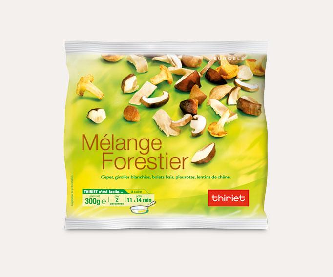 Mélange forestier