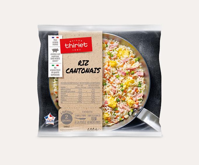 Riz cantonais Lot de 2 sachets
