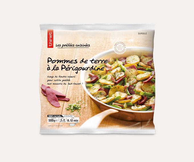 Pommes de terre à la périgourdine Lot de 2 sachets