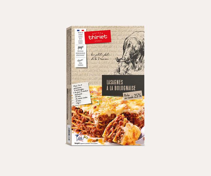 Lasagnes à la bolognaise Lot de 2 boîtes
