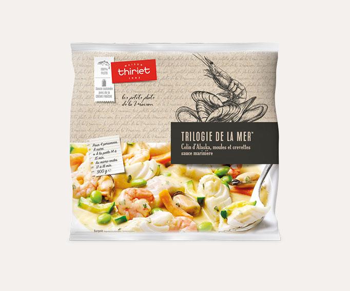 Trilogie de la mer™, sauce marinière