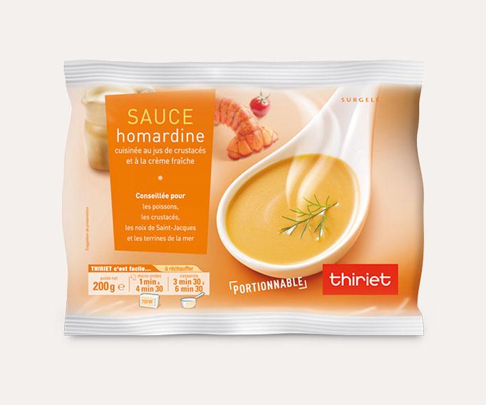 Sauce homardine