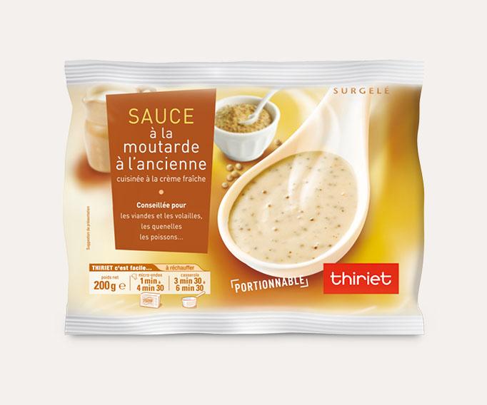 Sauce aux deux moutardes