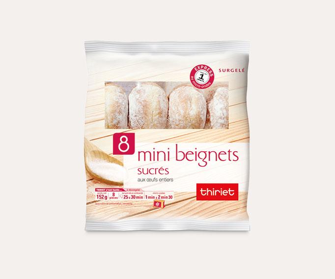 8 Mini beignets sucrés