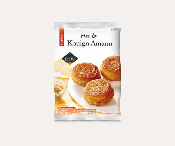 6 Kouign amann