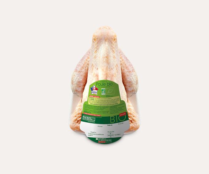 Poule biologique