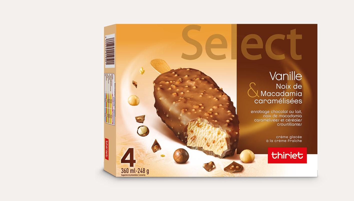 4 Select™ Vanille macadamia