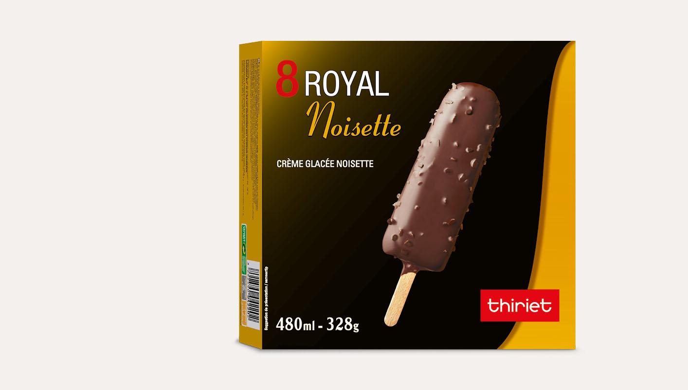8 Royal™ Noisette