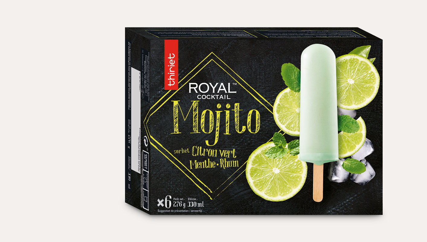 6 Royal™ Cocktail Mojito