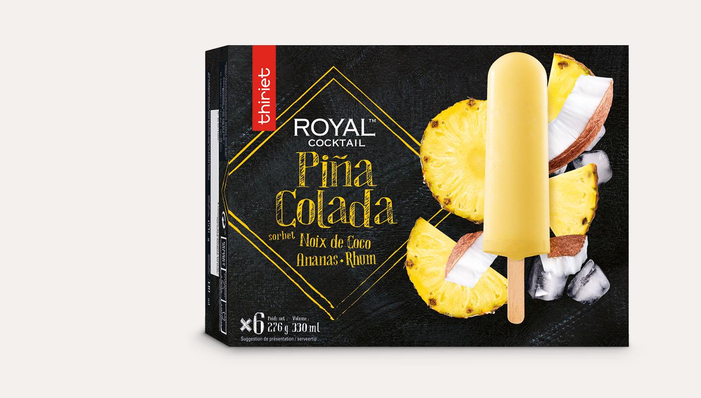 6 Royal™ Cocktail Piña Colada