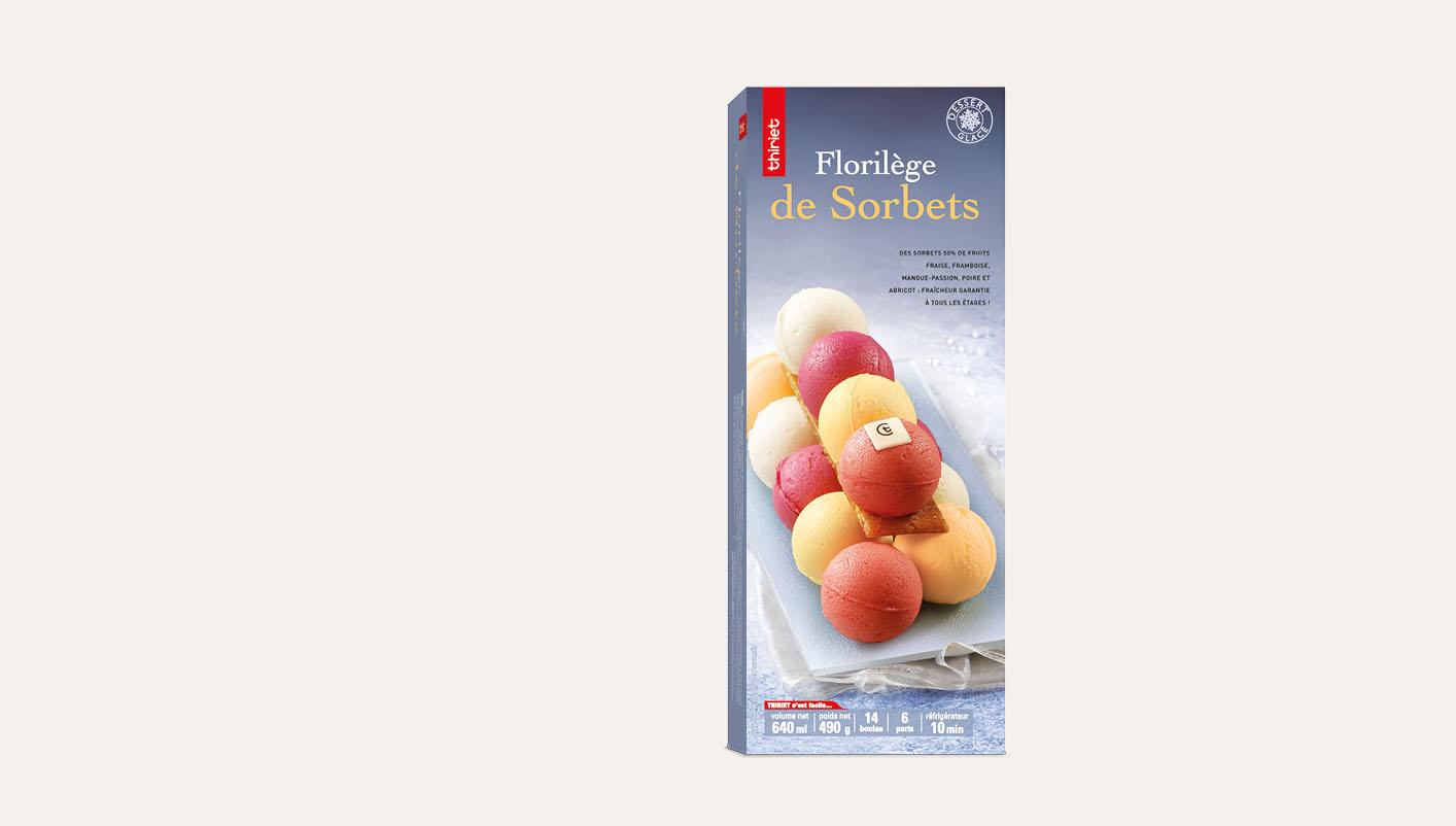 Florilège de sorbets™