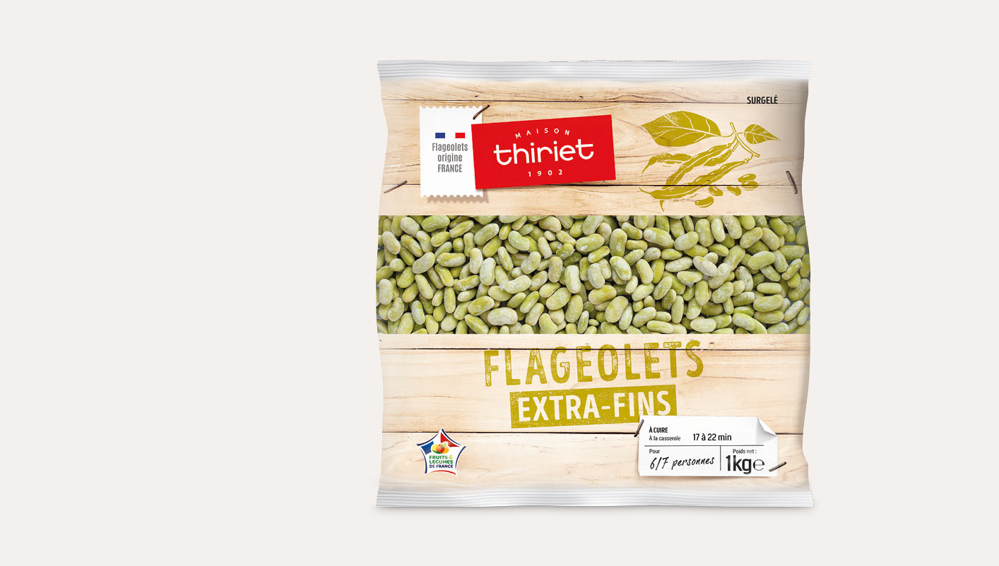 Flageolets extra-fins