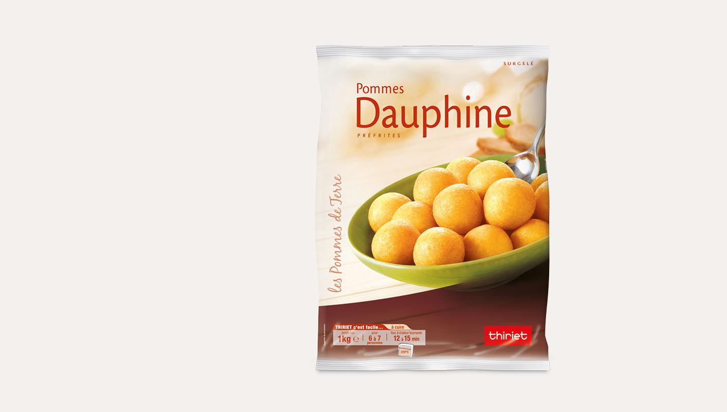 Pommes Dauphine
