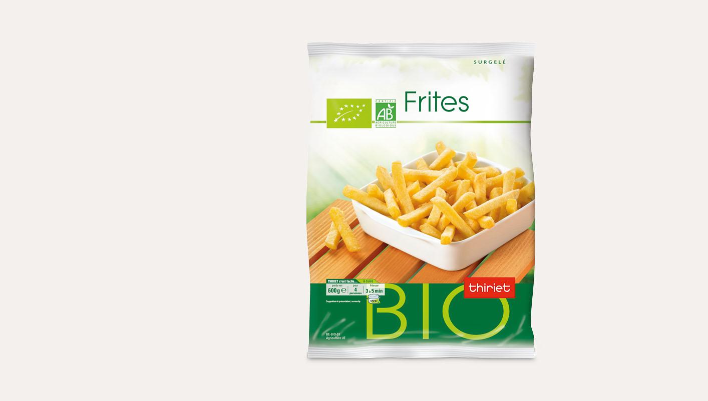 Frites biologiques