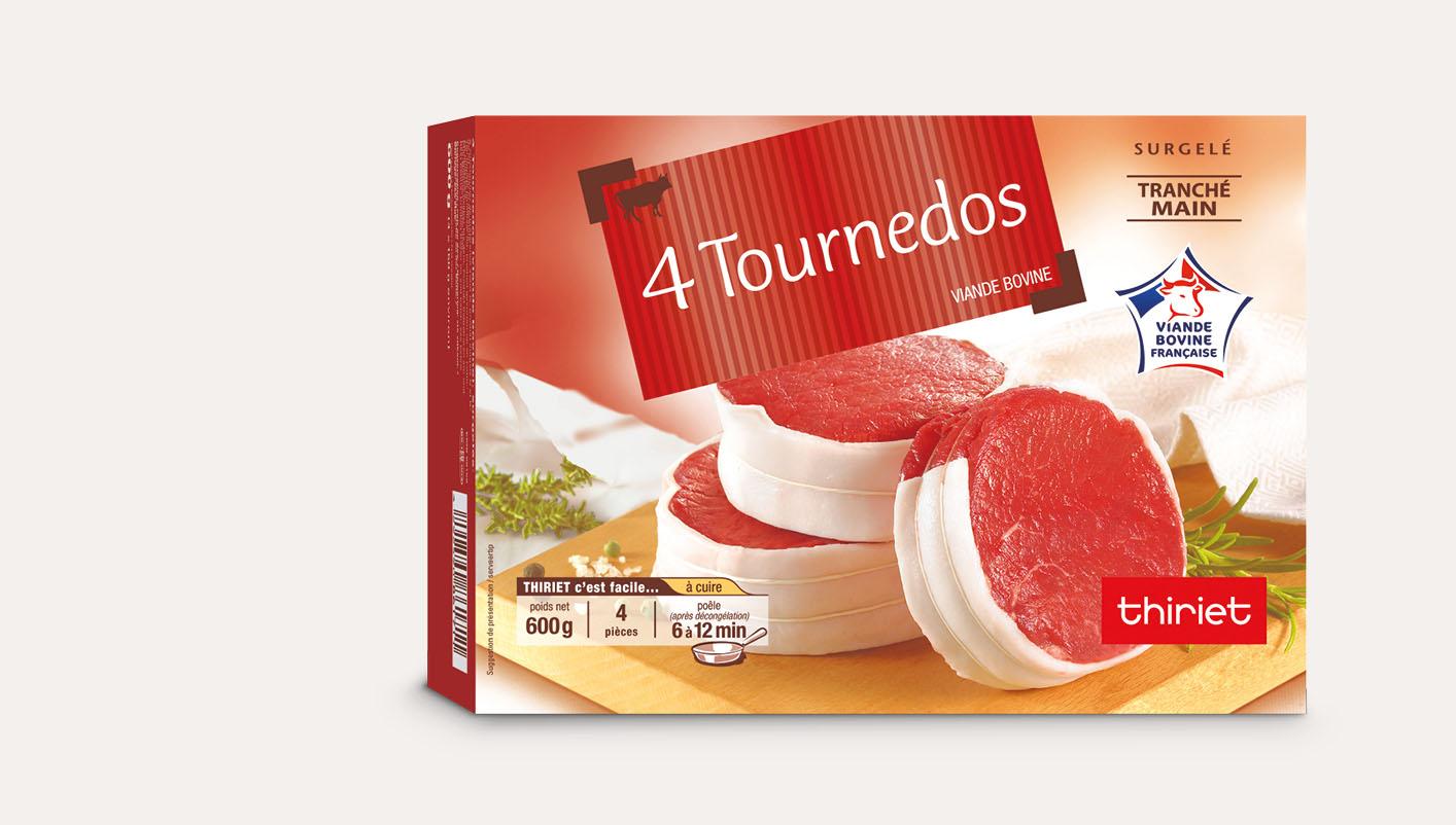 4 Tournedos