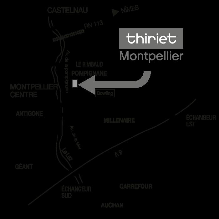 Thiriet magasin de montpellier - Magasins de meubles montpellier ...
